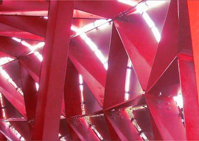 fotografie licht en kleur in architectuur