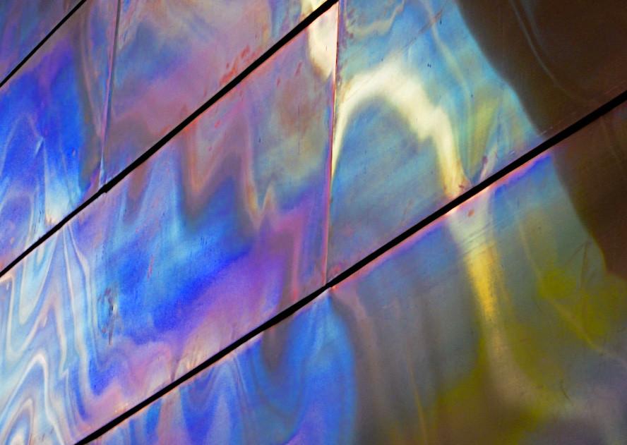 kleurspeling op wand